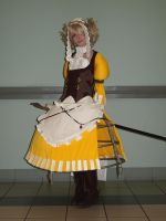 Lissa cosplay debut G-anime 2014 #3 by roseannepage