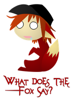 What Does The Fox Say by Aetherium-Aeon