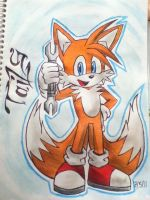 Miles Tails Prower by emichaca