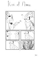 Blaze Kiss of Firey Love_ Comic by Ila-Mae
