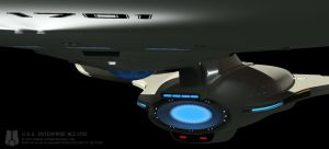 New Enterprise WIP 092 by LordSarvain