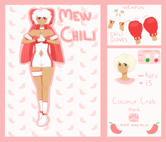 Mew Chili by deency