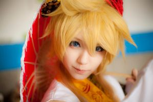 Kagamine Len 2 by altugisler