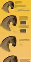Horse Dapple Tutorial :For GIMP: by Missvirginia