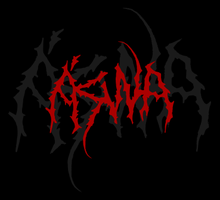 Aswa oldschool logo by red20