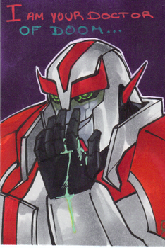 TFP - I'm your Dr. of Love by plantman-exe