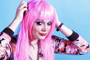 Homely Pop Pink by FatHobbit