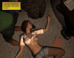 Amanda Jones in the Cellar 20 by Torqual3D