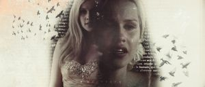 Rebekah Mikaelson cover #3 by HappyFaceIrene