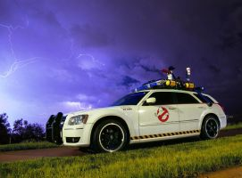 Ecto Magnum in Colorado Thunderstorm by Boomerjinks