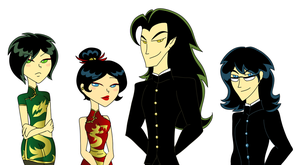 The Chamiko Family by PurfectPrincessGirl