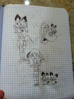 May and the Pichu Bros by mrmenworld2010