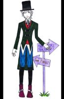The Mad Hatter by Alice-fanclub