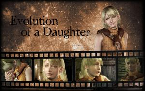 Evolution of a Daughter by Isobel-Theroux