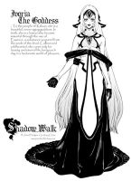 Shadow Walk - The Goddess by Quasimanga