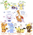 PKMNATION: Spare clutches (OPEN) by StrawberryJimJam