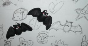 lil bats by RainbowMisa