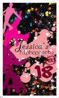 Jessica's Hiphop Party at 18 by kooksgallery