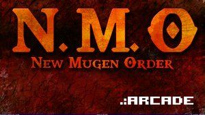NMO- New Mugen Order Main Menu by anubis55