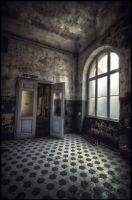 Door to Saal V by B5160-R