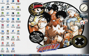 Desktop Screenshot Vongola by bonziblueboy