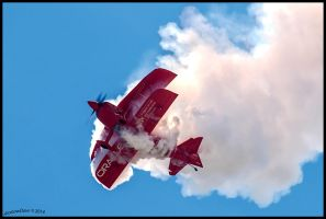 Sean Tucker Planes of Fame 2014 by AirshowDave