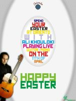 Easter Party - Flyer by serjig007