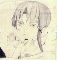 Lain Sketch 2 by Lavenderkae