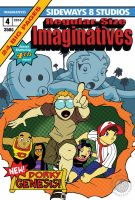 Imaginatives Issue 4 Cover by Sideways8Studios