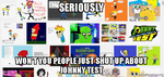 Anti-Anti Johnny Test by LordIxis