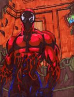 Frontal View of Toxin by ChahlesXavier
