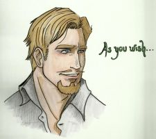 Fandral the Dashing by KellyStarSpangled