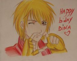 Happy Birthday deynaxdinaxdayena by sakura-streetfighter