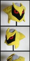 Giratina hat by Hazuza