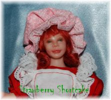 Strawberry OOAK Doll by noe6