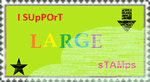 I support Large Stamps by simply4franki