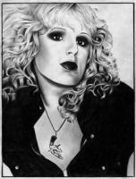 Nancy Spungen by ing1