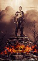 Spartacus Blood and Sand by namo,7 by 445578gfx