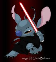 Darth Stitch: Newly Improved by darthpinhead47