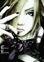 Uruha Cockroach by ColliEnaid