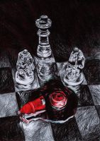 Bloody chess by CeciliaGf