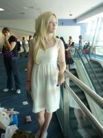 Goldcoast Supanova 2012 - Namine by MrOrangeCreamsicles