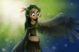 Faerie2 by Domiticus