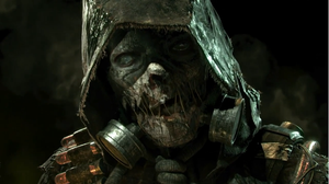 Arkham Knight Scarecrow by CrazyCrocuta