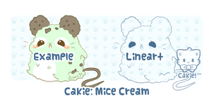 Mice Cream by Sarilain
