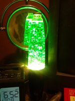 My sparkly lava lamp by Iamamockingjay