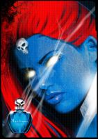 Mystique 2 by uwedewitt