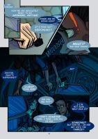 DOCTOR WHO - The impossible salvation page 4 by AelitaC