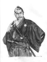Sanjuro by nunofrias