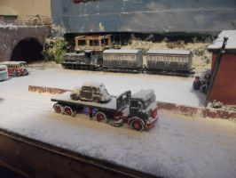 Snow Scene by Locomotive-Lloyd-1